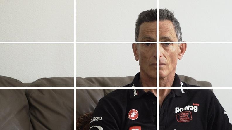 Drittel-Regel beschreibt die horizontale und vertikale Teilung des Bildes in jeweils drei Teile als angenehme Art der Bildkomposition