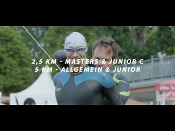 Österreichische Open Water Meisterschaft 2018 - Teaser